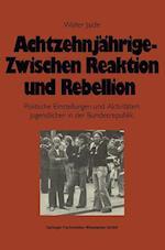 Achtzehnjahrige Zwischen Reaktion Und Rebellion af Walter Jaide