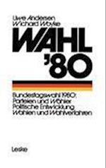 Wahl '80 af Uwe Andersen