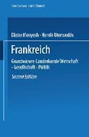 Frankreich af Dieter Menyesch, Henrik Uterwedde, Dieter Menyesch