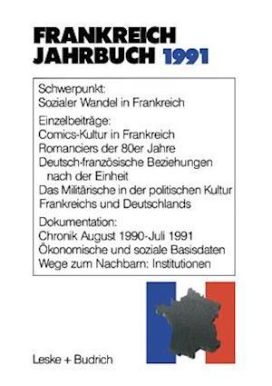 Frankreich-Jahrbuch 1991 af Deutsch-Franzosisches Institut, Deutsch-Franzosisches Institut