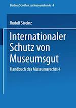 Handbuch Des Museumsrechts 4 af Rudolf Streinz