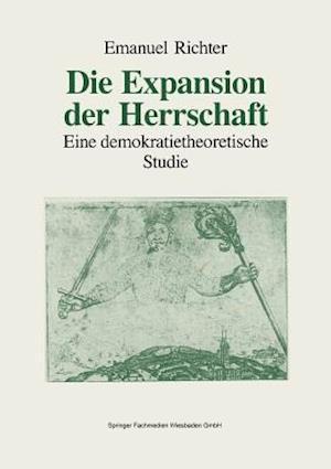 Die Expansion Der Herrschaft af Emanuel Richter