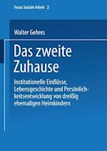 Das Zweite Zuhause af Walter Gehres, Prof Dr Walter Gehres Htw Saar