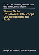 Sozialpadagogische Profis af Werner Thole, Ernst-Uwe Kuster