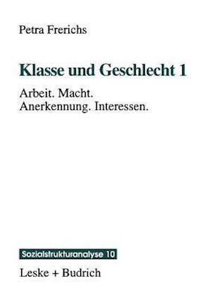 Klasse Und Geschlecht 1 af Petra Frerichs