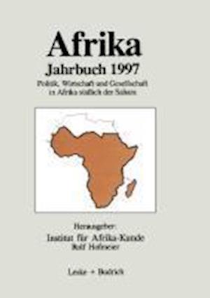 Afrika Jahrbuch 1997 af Rolf Hofmeier, Institut Fur Arika-Kunde