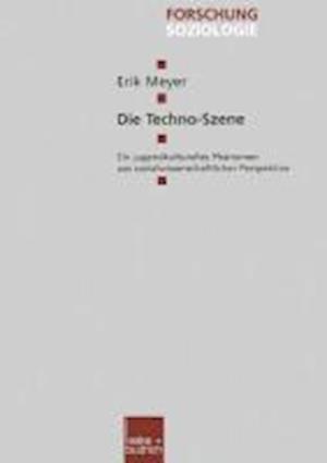Die Techno-Szene af Erik Meyer