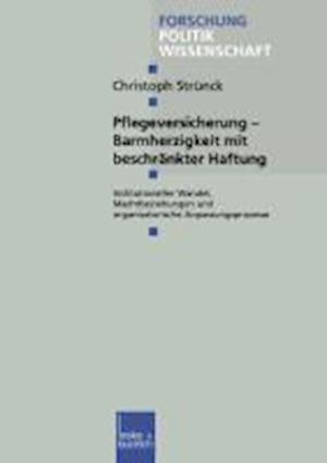 Pflegeversicherung Barmherzigkeit Mit Beschrankter Haftung af Christoph Strunck