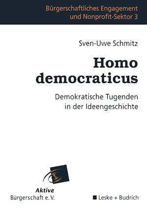 Homo Democraticus af Sven-Uwe Schmitz