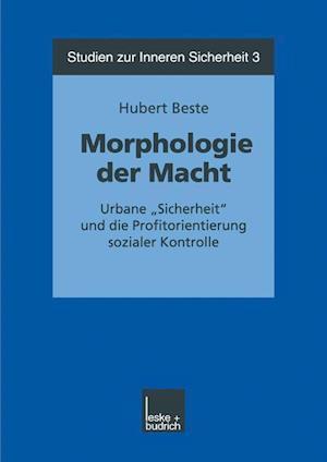 Morphologie Der Macht af Hubert Beste