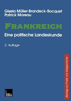 Frankreich af Patrick Moreau, Gisela Muller-brandeck-bocquet
