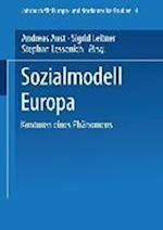 Sozialmodell Europa af Stephan Lessenich, Sigrid Leitner, Andreas Aust