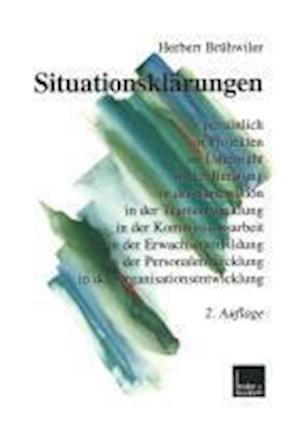 Situationsklarungen af Herbert Bruhwiler