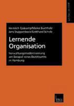 Lernende Organisation af Maike Buchholz, Jens Stappenbeck, Heinrich Epskamp