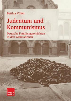 Judentum Und Kommunismus af Bettina Volter, Bettina V. Lter, Bettina Veolter