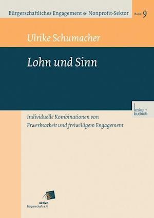 Lohn Und Sinn af Ulrike Schumacher, Ulrike Schumacher