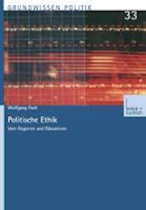 Politische Ethik af Wolfgang Fach