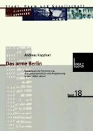 Das Arme Berlin af Andreas Kapphan