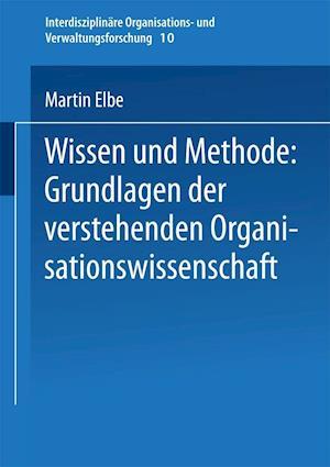 Wissen Und Methode af Martin Elbe