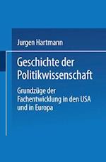 Geschichte der Politikwissenschaft af Jurgen Hartmann