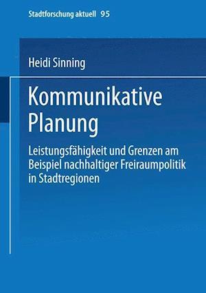 Kommunikative Planung af Heidi Sinning, Heidi Sinning