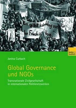 Global Governance Und Ngos af Janina Curbach