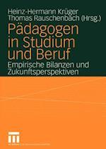 Padagogen in Studium und Beruf af Heinz-Hermann Kruger
