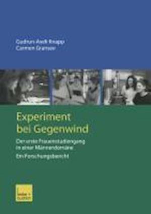 Experiment Bei Gegenwind af Carmenglish Gransee, Gudrun-Axeli Knapp