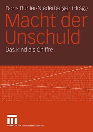 Macht der Unschuld af Doris Buhler-Niederberger