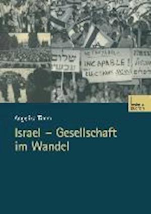 Israel Gesellschaft Im Wandel af Angelika Timm