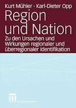 Region und Nation af Kurt Muhler