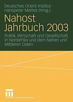 Nahost Jahrbuch af Hanspeter Mattes
