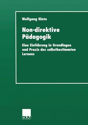 Non-Direktive Padagogik af Wolfgang Hinte