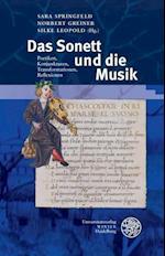 Das Sonett Und Die Musik (Beitrage Zur Neueren Literaturgeschichte Dritte Folge, nr. 320)