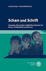 Scham Und Schrift (Studia Romanica, nr. 191)