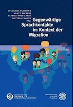 Gegenwartige Sprachkontakte Im Kontext Der Migration (Schriften Des Europaischen Zentrums Fur Sprachwissenschaften, nr. 5)