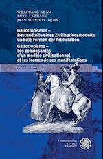 Gallotropismus Und Zivilisationsmodelle Im Deutschsprachigen Raum (1660-1789)/Gallotropisme Et Modeles Civilisationnels Dans Lespace Germanophone (166 (Beihefte Zum Euphorion, nr. 93)