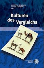Kulturen Des Vergleichs (Beitrage Zur Literaturtheorie Und Wissenspoetik, nr. 7)