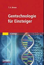 Gentechnologie Fur Einsteiger af T. A. Brown