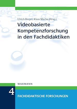 Bog, paperback Videobasierte Kompetenzforschung in Den Fachdidaktiken