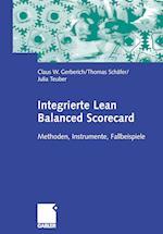 Integrierte Lean Balanced Scorecard af Julia Teuber, Thomas Schafer, Thomas Sch Fer