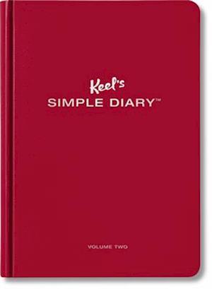 Keel's Simple Diary Volume Two (dark Red): The Ladybug Edition af Philipp Keel