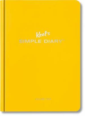 Keel's Simple Diary Volume Two (vintage Yellow): The Ladybug Edition af Philipp Keel