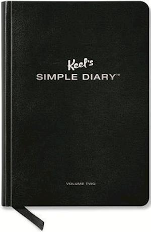 Keel's Simple Diary Volume Two (black): The Ladybug Edition af Philipp Keel