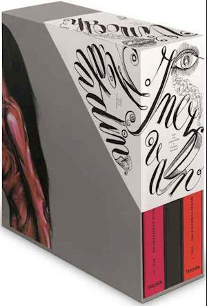 Inez Van Lamsweerde/Vinoodh Matadin, Pretty Much Everything af Penny Martin, Olivier Zahm, Michael Bracewell