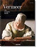Jan Vermeer. Complete Paintings af Taschen