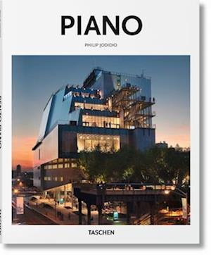 Piano af Philip Jodidio
