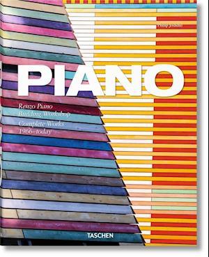 Renzo Piano: Complete Works 1966-2014 af Philip Jodidio