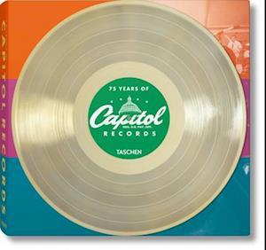 Bog, hardback 75 Years of Capitol Records af Reuel Golden