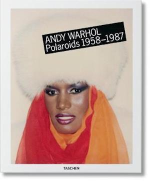 Andy Warhol. Polaroids af Reuel Golden